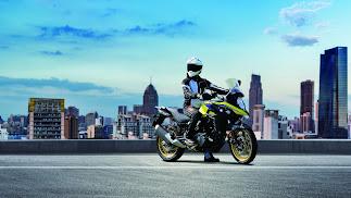 Suzuki e Indalmar Motor te regalan el seguro de tu V-Strom 650
