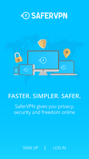 SaferVPN - Simple Fast VPN