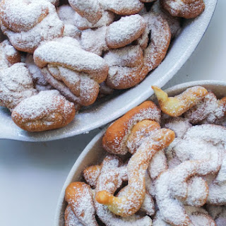 Nocatole {Calabrian Sweet Fritters} – #TwelveLoaves