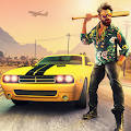 Grand City Gangster Story - crime car drive APK