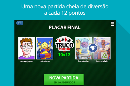 Truco Mineiro Online 3.8.0 screenshots 7