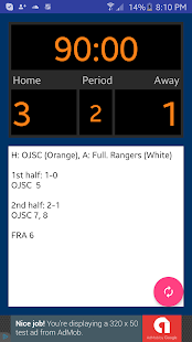 Scorebook Free- screenshot thumbnail