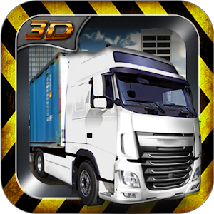 Container Truck Parking 3D for PC and MAC