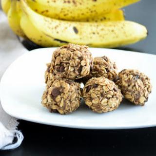 Lactation Friendly Banana Bread Energy Bites Recipe