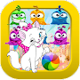 Cat Tom Jelly Blast Match 3 APK icon