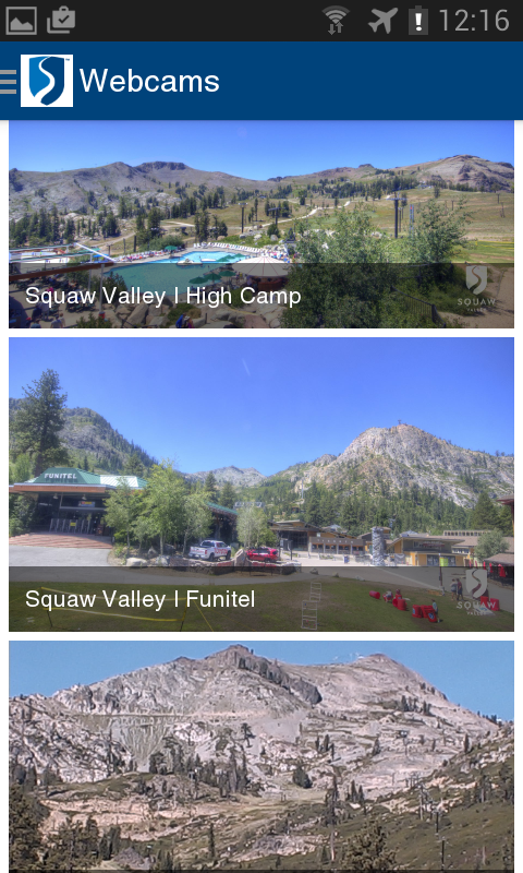 Squaw Valley | Alpine Meadows- screenshot