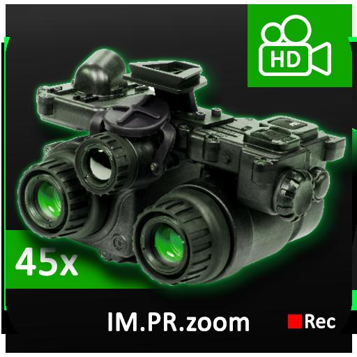 Night Mode 45x Zoom Camera(Photo & Video)