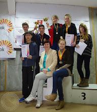 Photo: Białostocka Gimnazjada Strzelecka drużyny z PG20