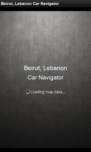 GPS Navigation Beirut Lebanon