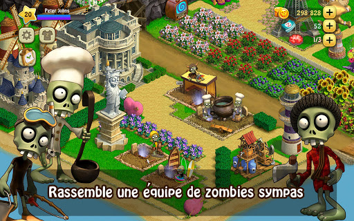 Code Triche Zombie Castaways APK MOD (Astuce) screenshots 1