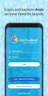Clip the Deal UAE Offers- screenshot thumbnail