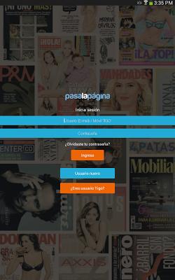 PasaLaPagina.com - screenshot