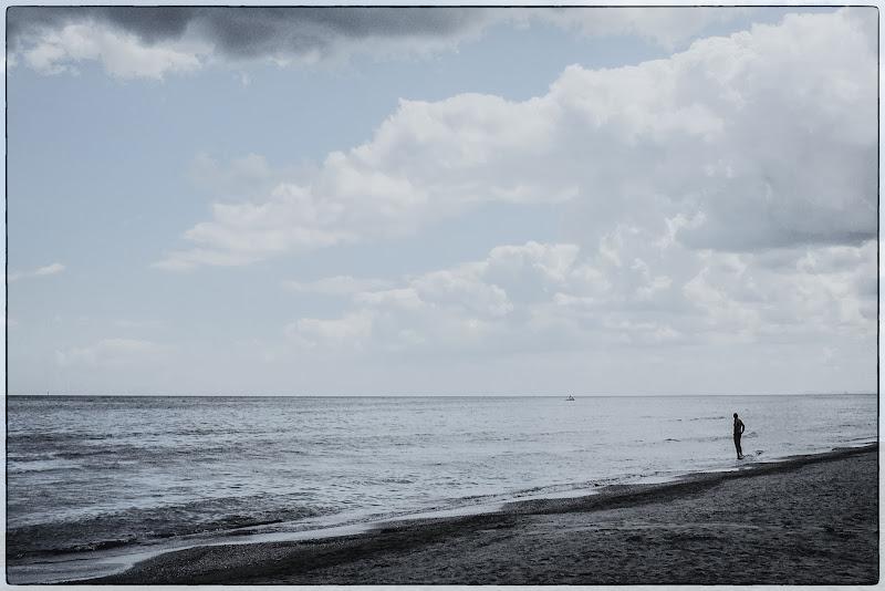 ..Ma quanto è grande il Mare!?.. di Alessandro Alessandri