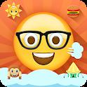 Emoji Plus para galaxy- Kika icon