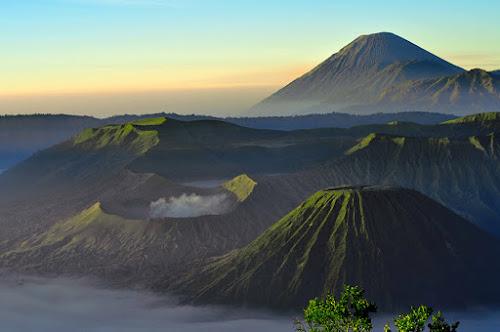 bromo,semeru view by Martin Marthadinata - Landscapes Mountains & Hills ( bromo )