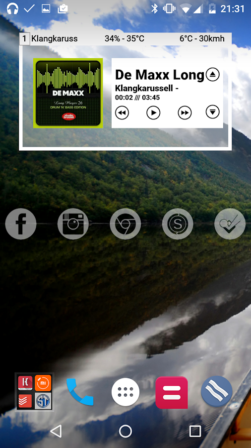 Canoe With A View For KWLP- screenshot
