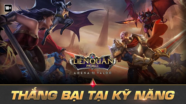 Garena ليان كوان موبايل APK screenshot thumbnail 1