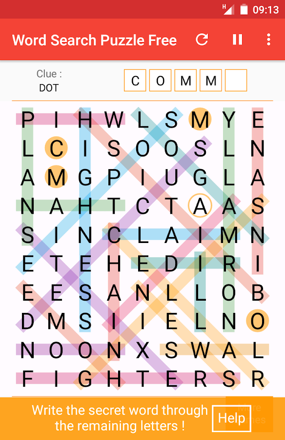 Word Search Puzzle Free - Android Apps on Google Play