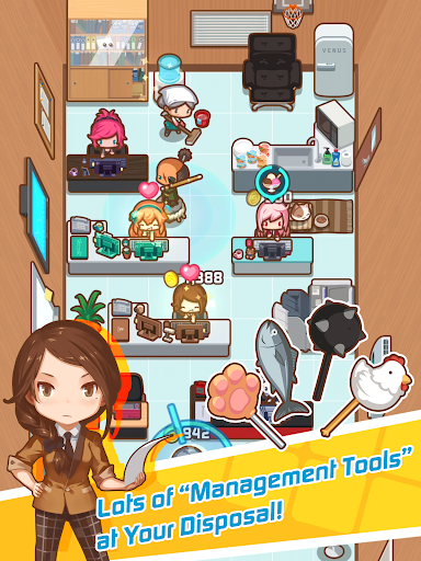 OH~! My Office - Boss Simulation Game 1.5.3 screenshots 10