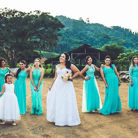 Wedding photographer Silmara Leite (silmaraleite). Photo of 21.04.2017