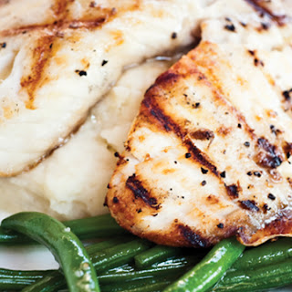 Ginger Broiled Fish