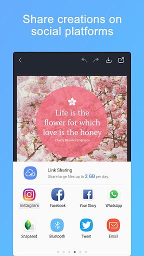 Poster Maker ud83dudd25, Flyer Maker, Card, Art Designer 4.1 Screenshots 8