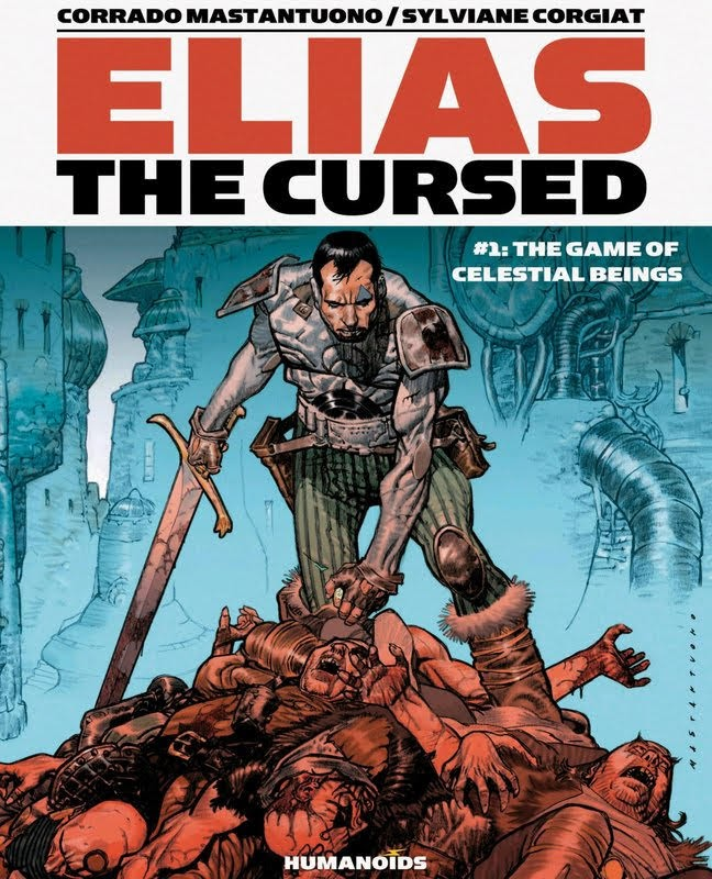 Elias the Cursed (2015) - complete