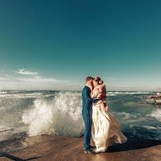 Wedding photographer Kseniya Voropaeva (voropusya91). Photo of 12.12.2017