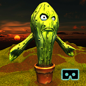 Cactus Zombies - VR/AR