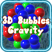 3D Bubbles - Gravity