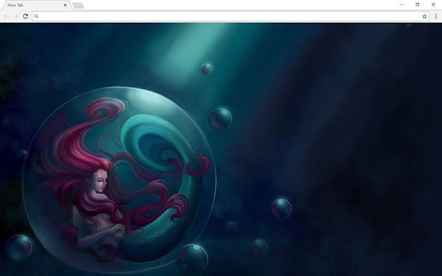 Mermaid Themes HD