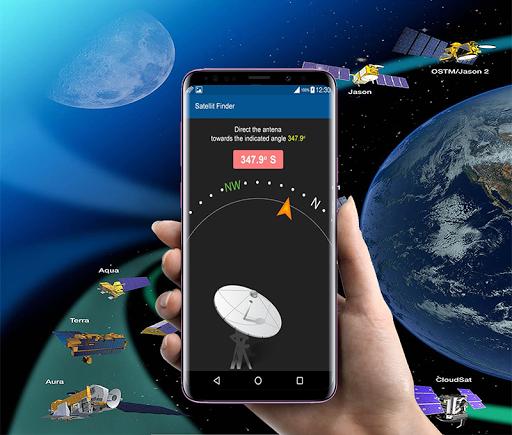 Satfinder - Satellite Director 1.0 screenshots 1