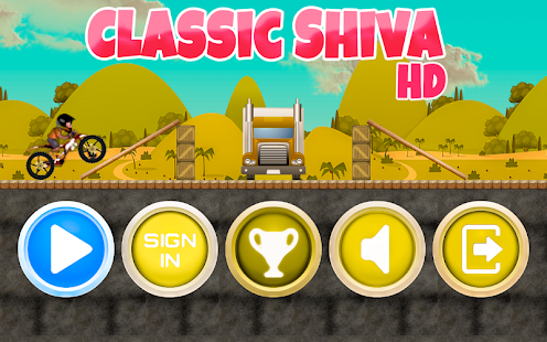 Classic Shiva Racing HD screenshot