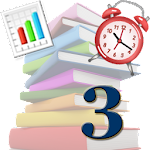 勉強時間管理3 -勉強の計画と記録 Icon