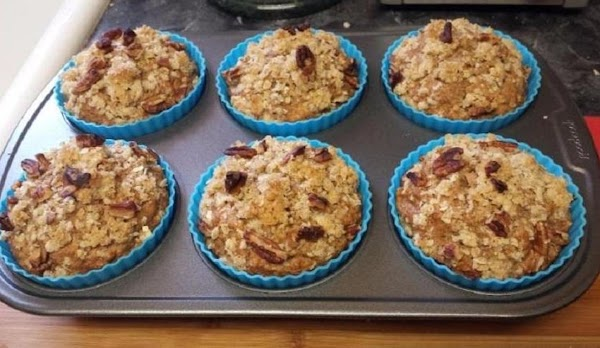 Preheat oven to 400°F. Grease a muffin pan or line with paper or silicon...