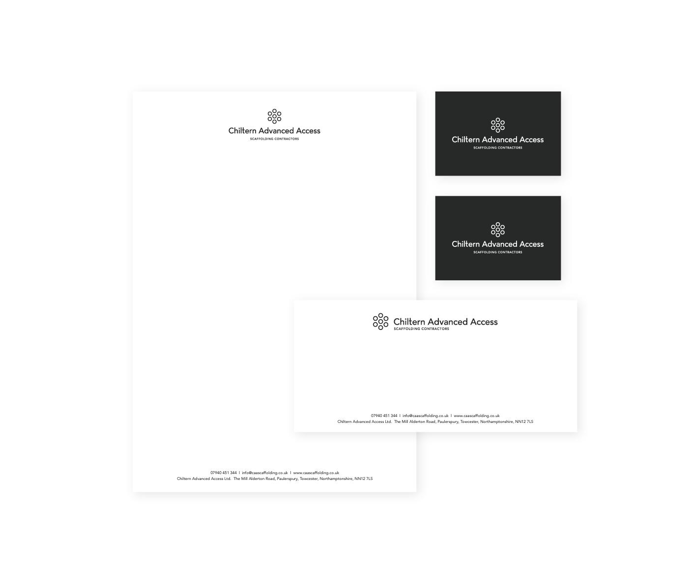 Chiltern Advanced Access Business Stationery