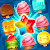 Ice Cream Mania : Match 3 Puzzle file APK Free for PC, smart TV Download