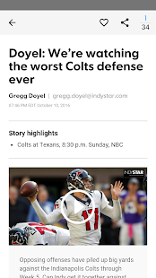 IndyStar Doyel Direct- screenshot thumbnail