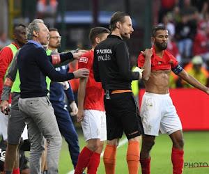 """Michel Preud'homme peste : """"Je sais ce que je dois faire à Séville"""""""