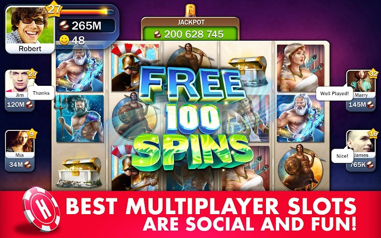 android Slots™ Huuuge Casino Screenshot 0