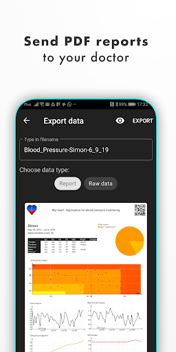 Blood Pressure 5.0.14 screenshots 6