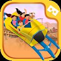 VR Western Roller Coaster Ride