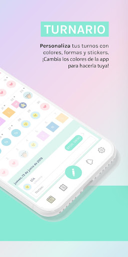 Turnario - Turnos de trabajo  screenshots 2