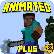 Animated Plus Mod Minecraft PE