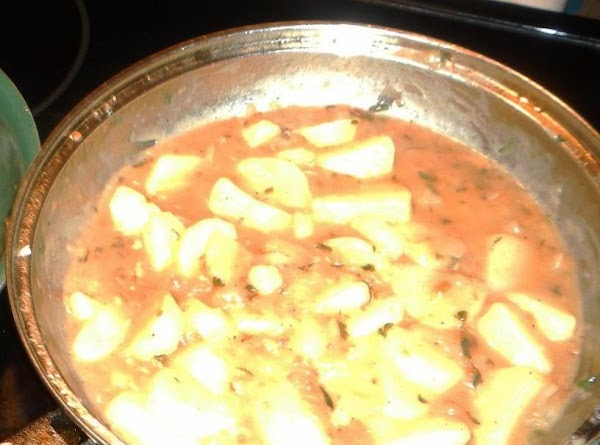 Add 1 tablespoon oil to skillet with scrapings and sauté prepared onions.In the same...
