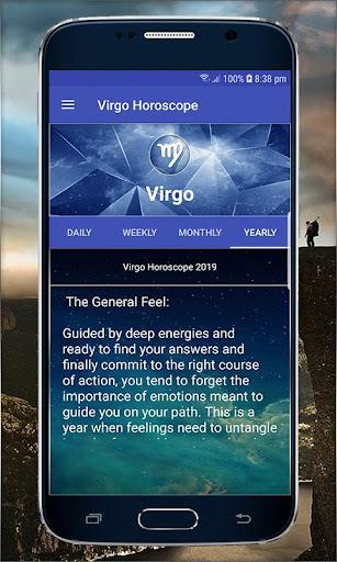 virgo daily mobile horoscope