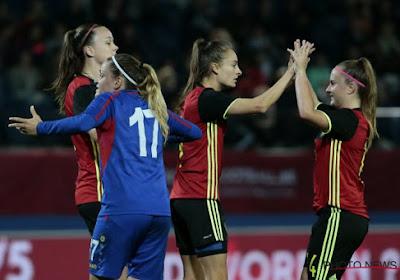 """Antwoord op Tessa Wullaert - KBVB wil investeren in vrouwenvoetbal, maar: """"Dat is economisch niet haalbaar"""""""