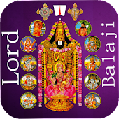Lord Balaji Live WallPaper