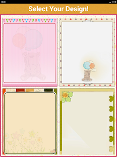 Birthday invitation card maker apps on google play screenshot image stopboris Image collections