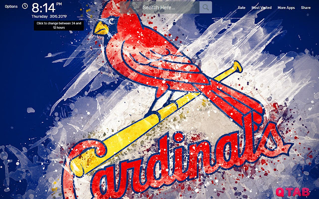 St Louis Cardinals Wallpapers Hd Theme